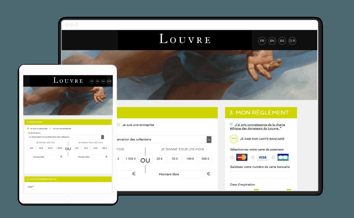 A Customer Success Story : Musée du Louvre