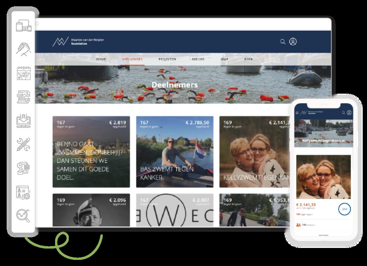 iRaiser in the Nordics: Growing and preparing to upgrade Peer-to-peer customers!