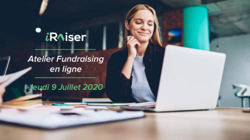 Atelier Fundraising en ligne :  Développer sa collecte digitale simplement et efficacement